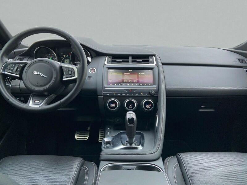Jaguar E-pace 2.0D 150CH R-DYNAMIC SE AWD BVA9 Rouge occasion à Villenave-d'Ornon - photo n°4
