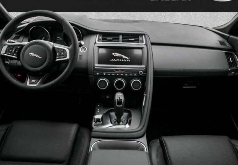 Jaguar E-pace 2.0D 150CH S AWD BVA9 Blanc occasion à Villenave-d'Ornon - photo n°4