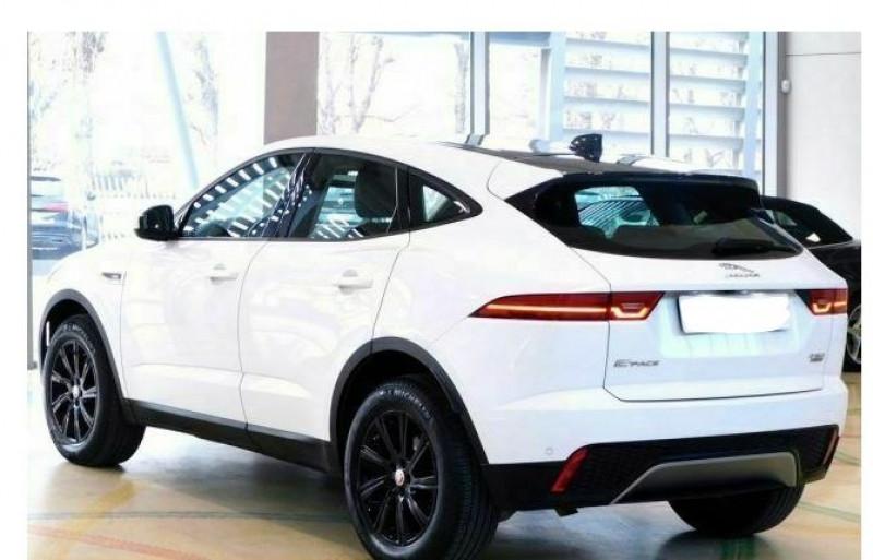 Jaguar E-pace 2.0D 150CH SE AWD BVA9 Blanc occasion à Villenave-d'Ornon - photo n°4