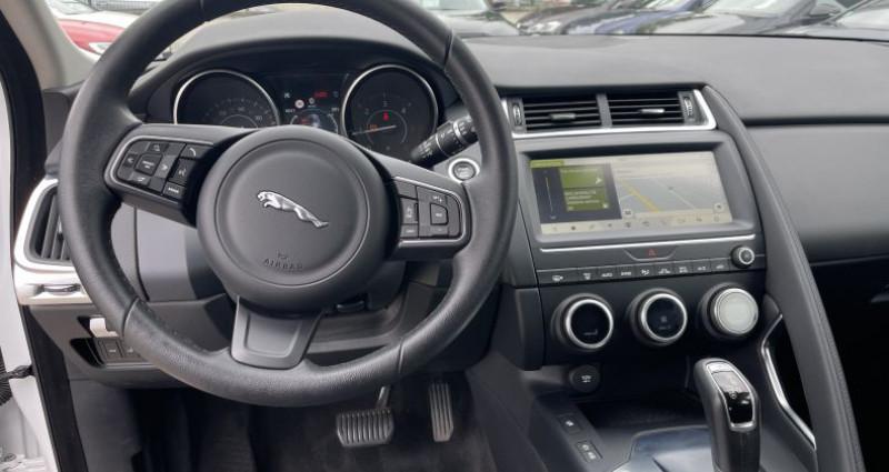 Jaguar E-pace 2.0D 180ch AWD Blanc occasion à SELESTAT - photo n°5