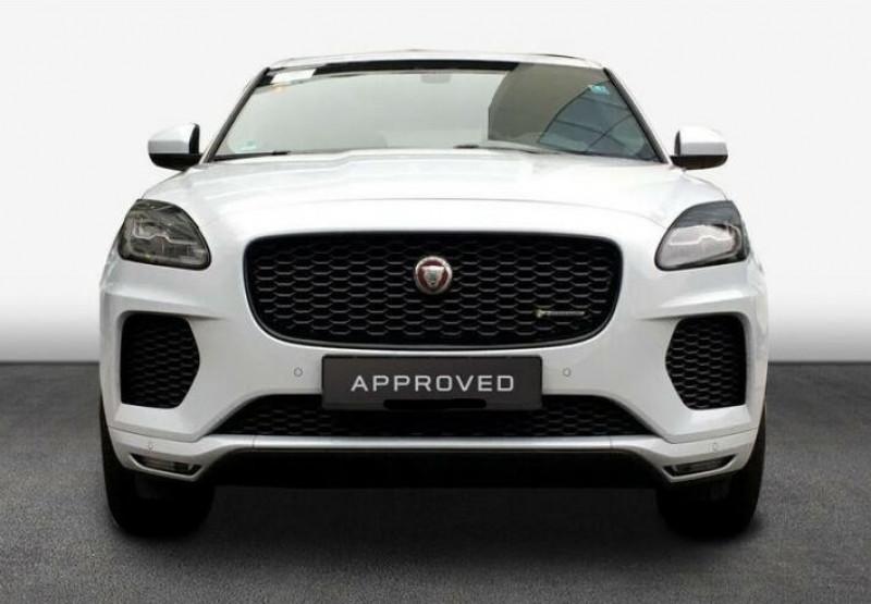 Jaguar E-pace 2.0D 180CH R-DYNAMIC PREMIERE EDITION AWD BVA9 Blanc occasion à Villenave-d'Ornon - photo n°8