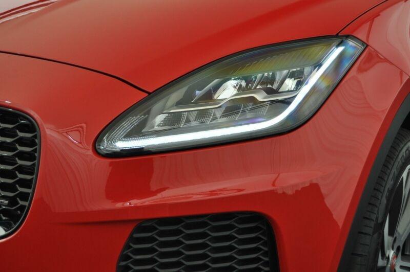 Jaguar E-pace 2.0D 180CH R-DYNAMIC PREMIERE EDITION AWD BVA9 Rouge occasion à Villenave-d'Ornon - photo n°5