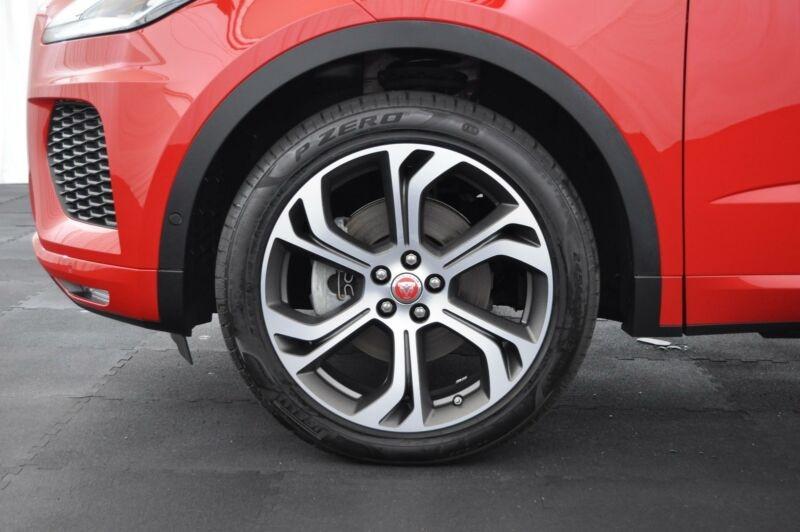 Jaguar E-pace 2.0D 180CH R-DYNAMIC PREMIERE EDITION AWD BVA9 Rouge occasion à Villenave-d'Ornon - photo n°6