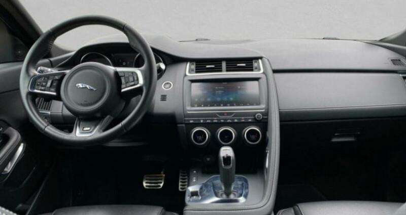 Jaguar E-pace 2.0D 180ch R-Dynamic S AWD 10cv Noir occasion à Boulogne-Billancourt - photo n°7