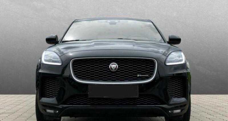 Jaguar E-pace 2.0D 180ch R-Dynamic S AWD 10cv Noir occasion à Boulogne-Billancourt - photo n°2