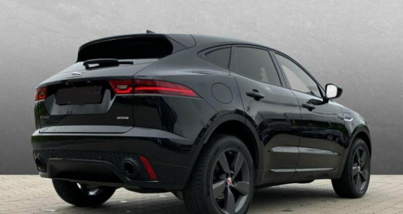 Jaguar E-pace 2.0D 180ch R-Dynamic S AWD 10cv Noir occasion à Boulogne-Billancourt