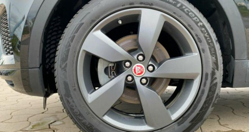 Jaguar E-pace 2.0D 180ch R-Dynamic S AWD 10cv Noir occasion à Boulogne-Billancourt - photo n°5