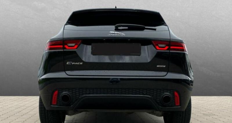 Jaguar E-pace 2.0D 180ch R-Dynamic S AWD 10cv Noir occasion à Boulogne-Billancourt - photo n°3
