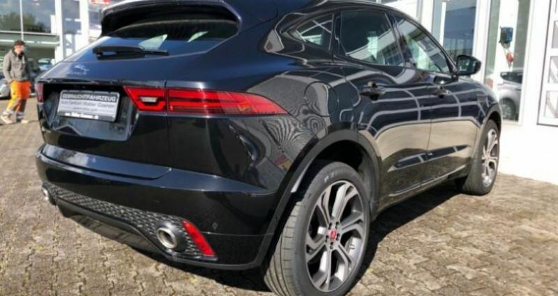 Jaguar E-pace 2.0P 250ch AWD BVA8 Noir occasion à Boulogne-Billancourt - photo n°2
