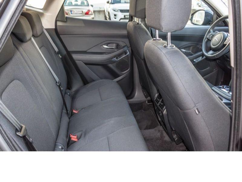 Jaguar E-pace D150 AWD Noir occasion à Beaupuy - photo n°6