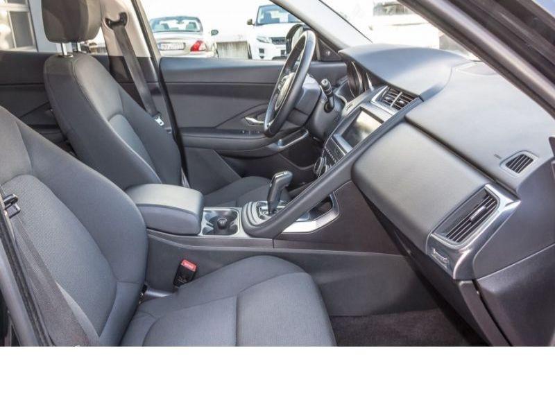 Jaguar E-pace D150 AWD Noir occasion à Beaupuy - photo n°4