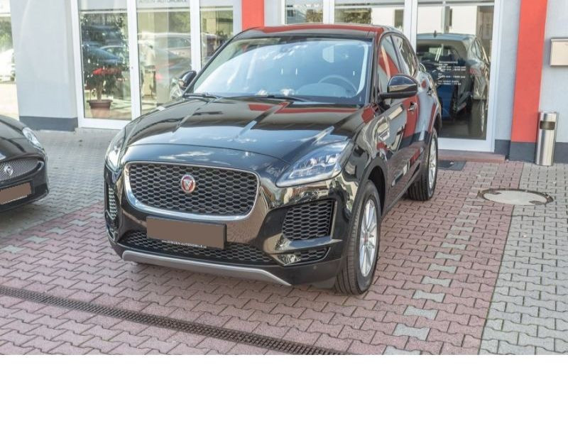 Jaguar E-pace D150 AWD Noir occasion à Beaupuy