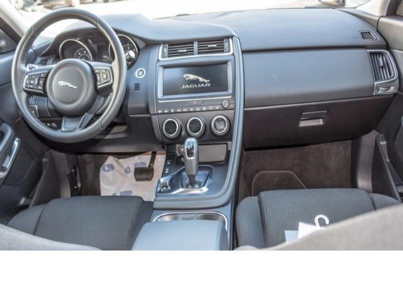 Jaguar E-pace D150 AWD Noir occasion à Beaupuy - photo n°2