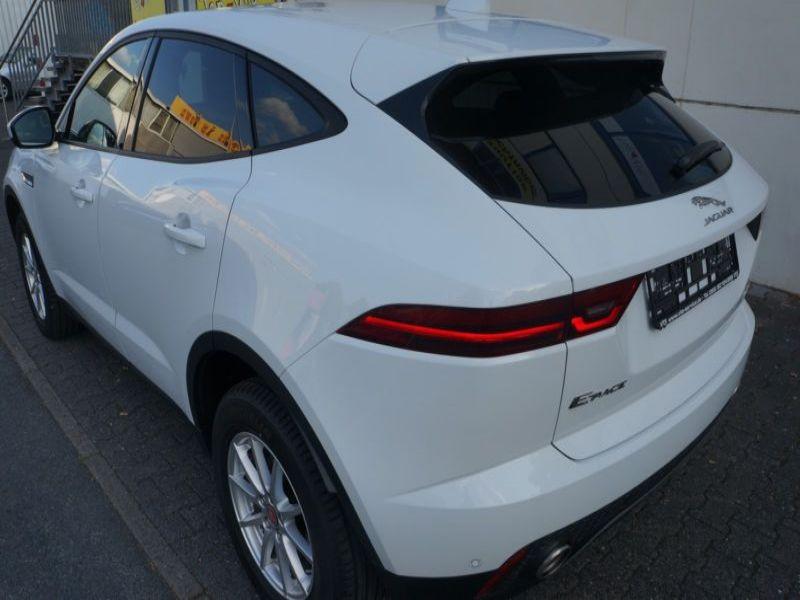 Jaguar E-pace D150 AWD Blanc occasion à Beaupuy - photo n°3