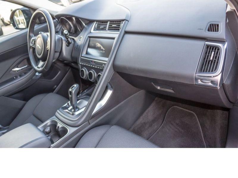 Jaguar E-pace D150 AWD Noir occasion à Beaupuy - photo n°5
