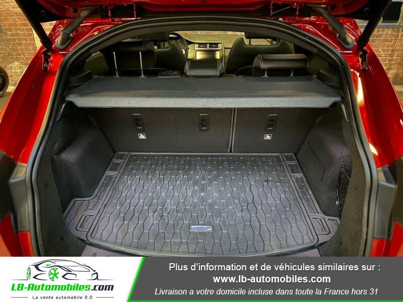 Jaguar E-pace D150 AWD Rouge occasion à Beaupuy - photo n°11