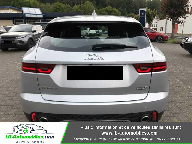 Jaguar E-pace D150 AWD Gris occasion à Beaupuy - photo n°6