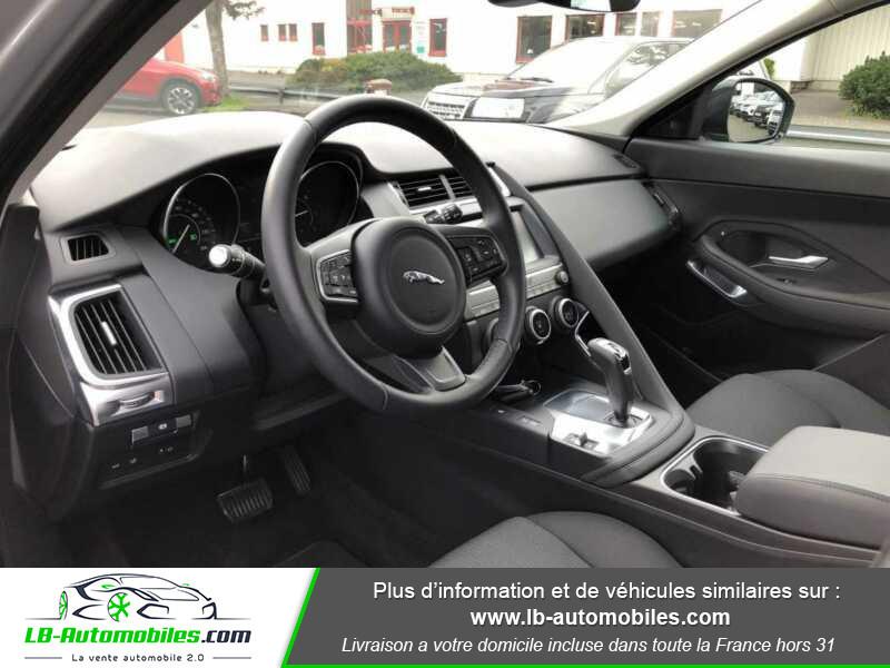 Jaguar E-pace D150 AWD Gris occasion à Beaupuy - photo n°2