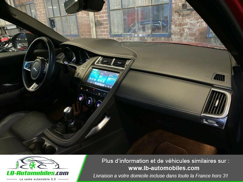 Jaguar E-pace D150 AWD Rouge occasion à Beaupuy - photo n°5