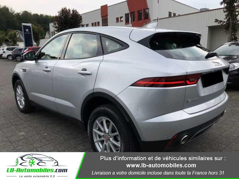 Jaguar E-pace D150 AWD Gris occasion à Beaupuy - photo n°3