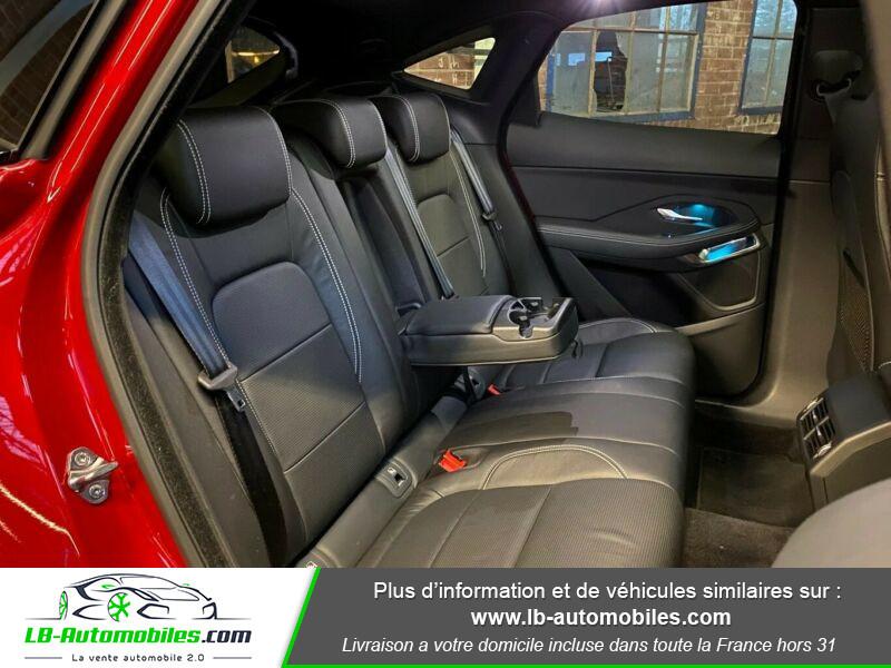 Jaguar E-pace D150 AWD Rouge occasion à Beaupuy - photo n°9