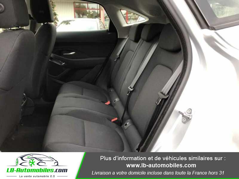 Jaguar E-pace D150 AWD Gris occasion à Beaupuy - photo n°8
