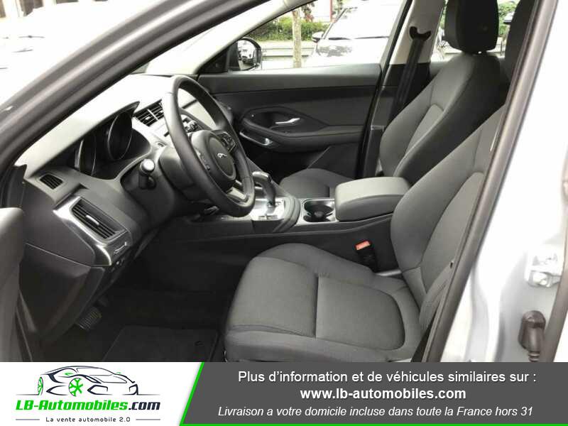 Jaguar E-pace D150 AWD Gris occasion à Beaupuy - photo n°7