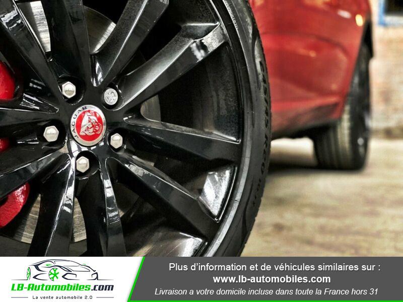 Jaguar E-pace D150 AWD Rouge occasion à Beaupuy - photo n°10