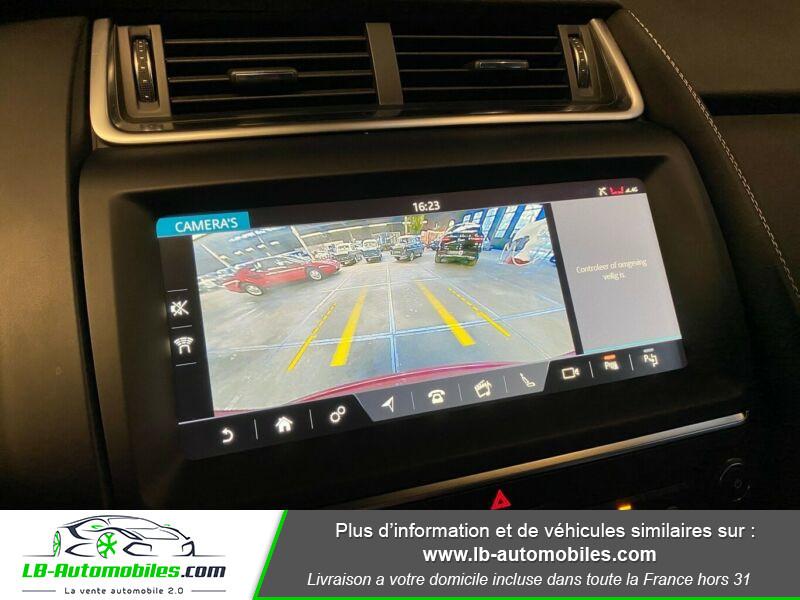 Jaguar E-pace D150 AWD Rouge occasion à Beaupuy - photo n°7