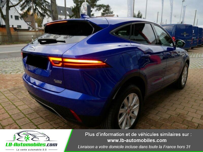 Jaguar E-pace D150 FWD Bleu occasion à Beaupuy - photo n°3