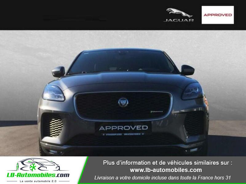 Jaguar E-pace D150 FWD Gris occasion à Beaupuy - photo n°5