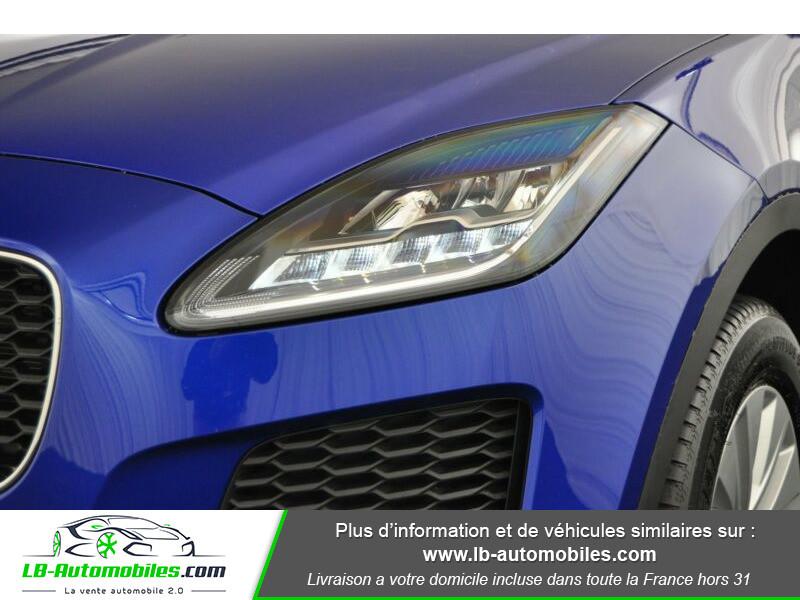 Jaguar E-pace D150 FWD Bleu occasion à Beaupuy - photo n°13