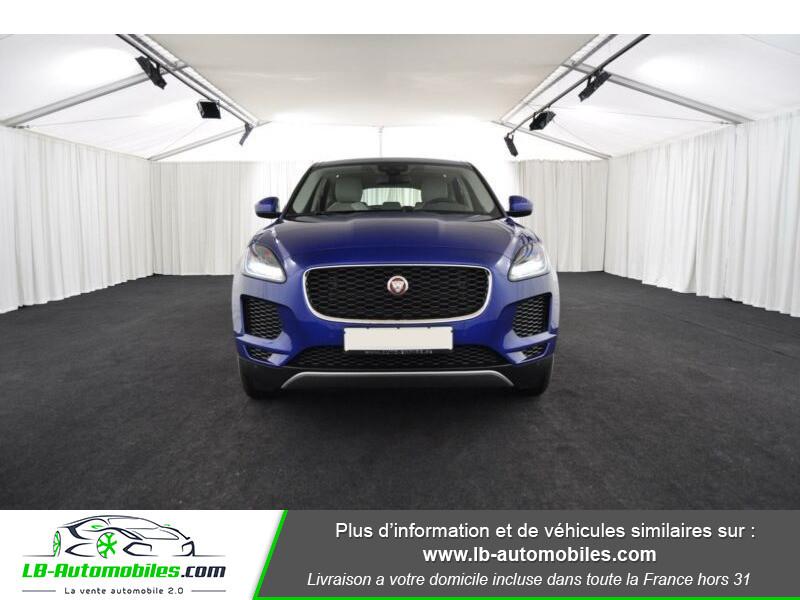 Jaguar E-pace D150 FWD Bleu occasion à Beaupuy - photo n°8