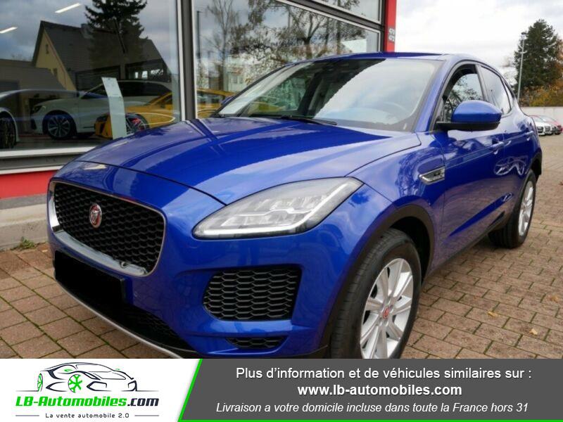 Jaguar E-pace D150 FWD Bleu occasion à Beaupuy