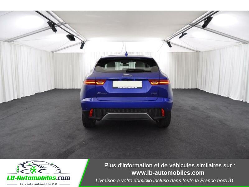 Jaguar E-pace D150 FWD Bleu occasion à Beaupuy - photo n°11