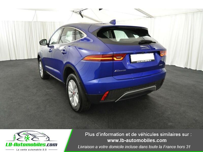 Jaguar E-pace D150 FWD Bleu occasion à Beaupuy - photo n°10