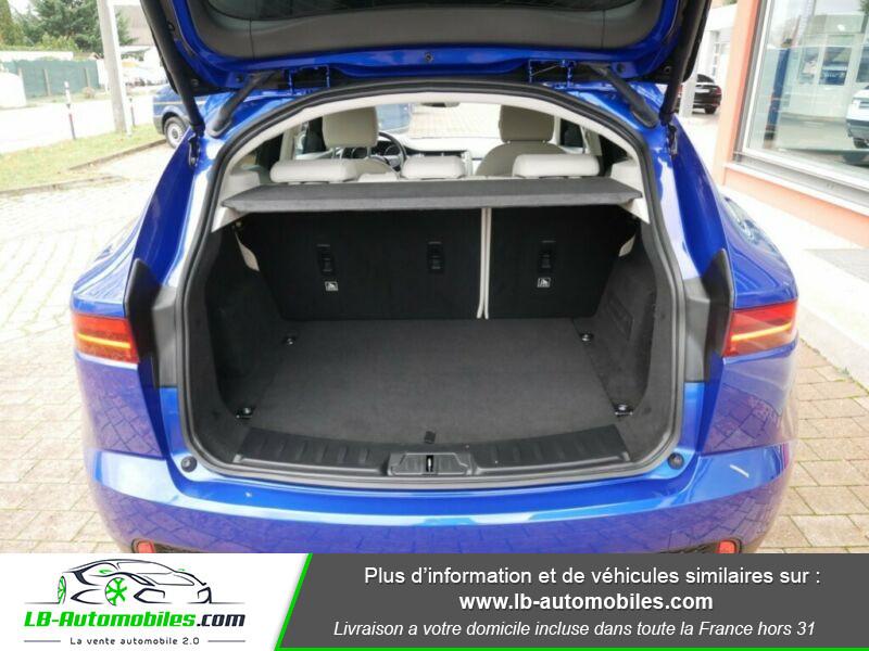 Jaguar E-pace D150 FWD Bleu occasion à Beaupuy - photo n°9