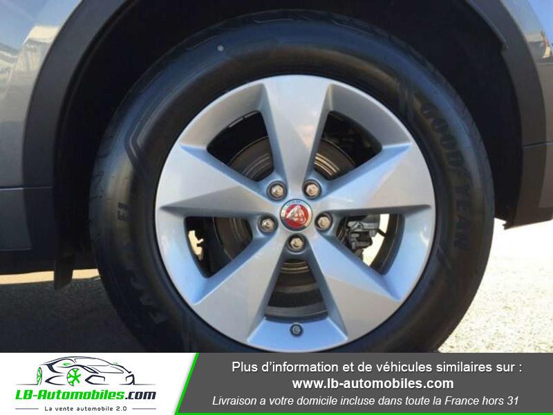 Jaguar E-pace D150 FWD Gris occasion à Beaupuy - photo n°8