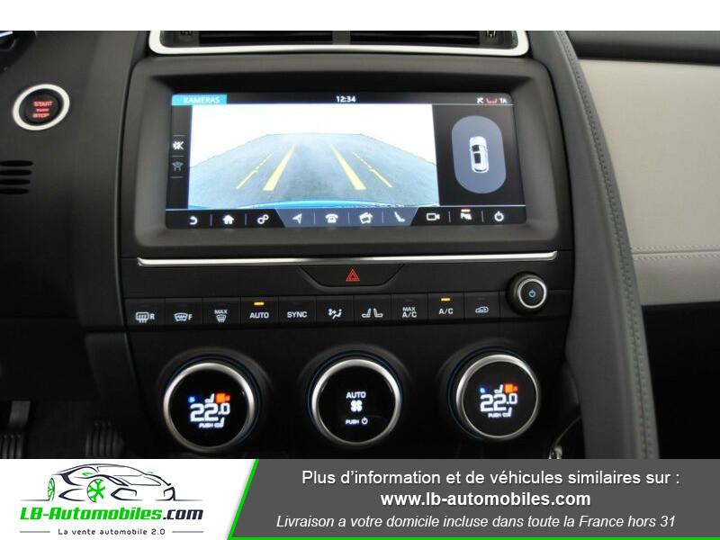 Jaguar E-pace D150 FWD Bleu occasion à Beaupuy - photo n°7