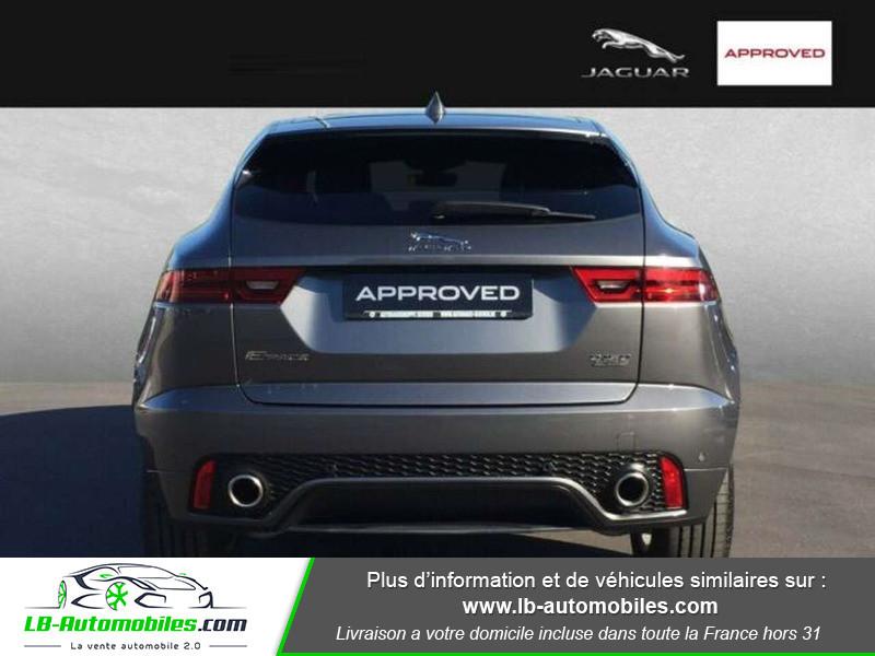 Jaguar E-pace D150 FWD Gris occasion à Beaupuy - photo n°7
