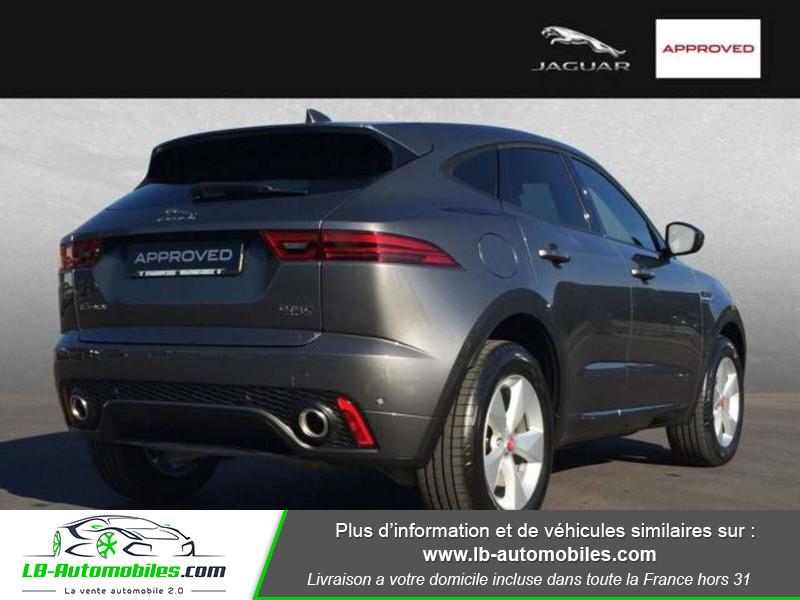 Jaguar E-pace D150 FWD Gris occasion à Beaupuy - photo n°3