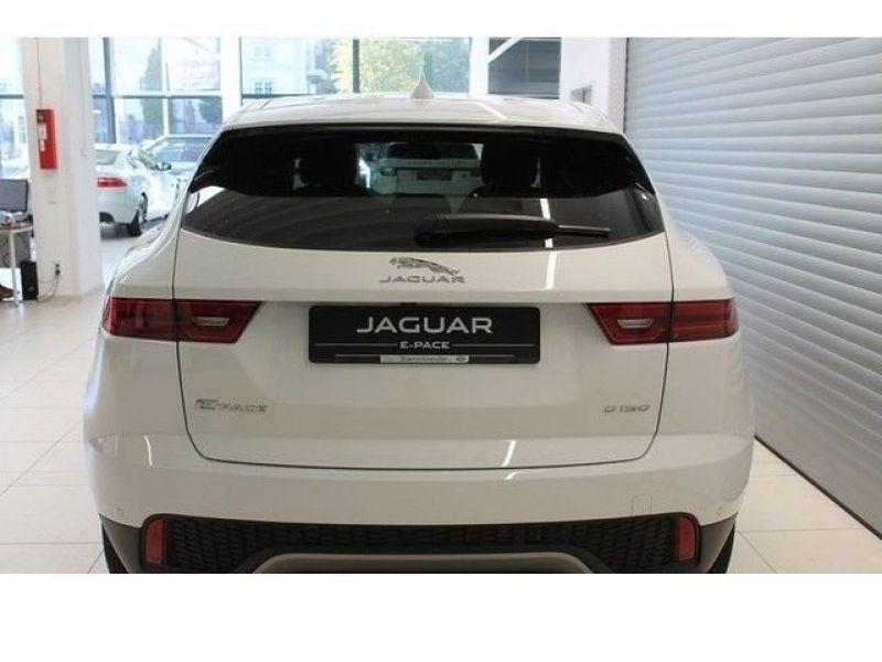 Jaguar E-pace D150 Blanc occasion à Beaupuy - photo n°8