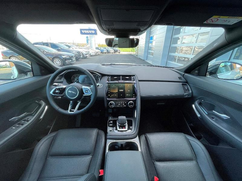 Jaguar E-pace D165 MHEV S BVA AWD Blanc occasion à Barberey-Saint-Sulpice - photo n°5
