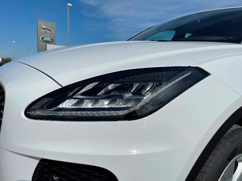Jaguar E-pace D165 MHEV S BVA AWD Blanc occasion à Barberey-Saint-Sulpice - photo n°8