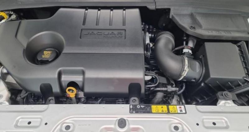 Jaguar E-pace D180 - AWD - BVA R-Dynamic SE  occasion à Tours - photo n°4