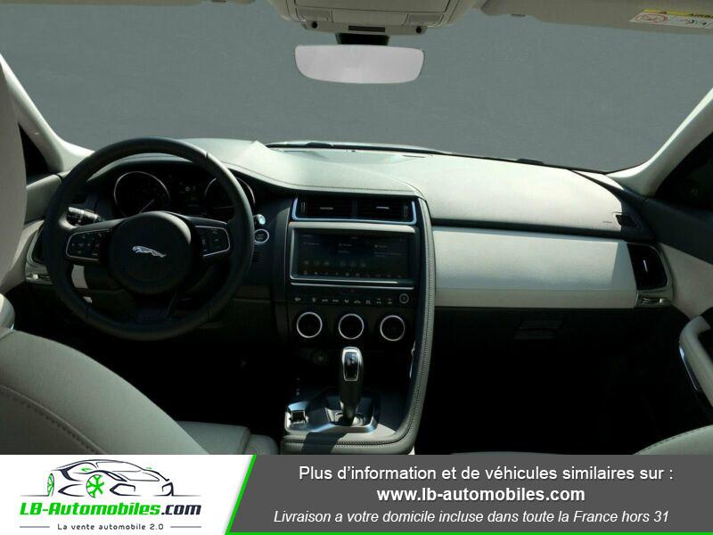 Jaguar E-pace D180 AWD Gris occasion à Beaupuy - photo n°2
