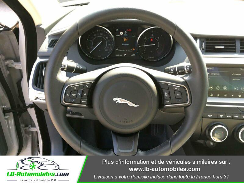 Jaguar E-pace D180 AWD Gris occasion à Beaupuy - photo n°7