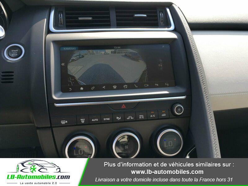 Jaguar E-pace D180 AWD Gris occasion à Beaupuy - photo n°8