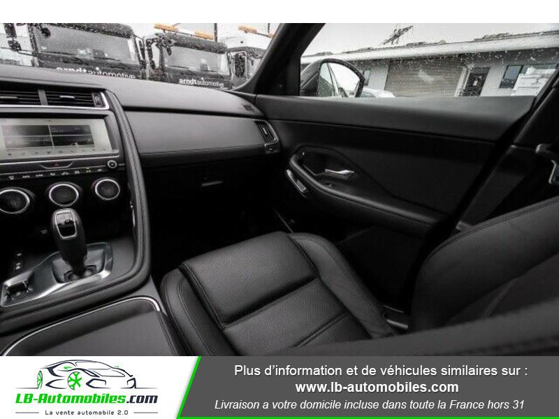 Jaguar E-pace D180 AWD Blanc occasion à Beaupuy - photo n°15