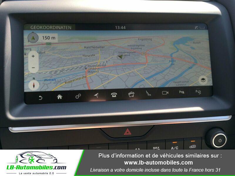Jaguar E-pace D180 AWD Gris occasion à Beaupuy - photo n°9
